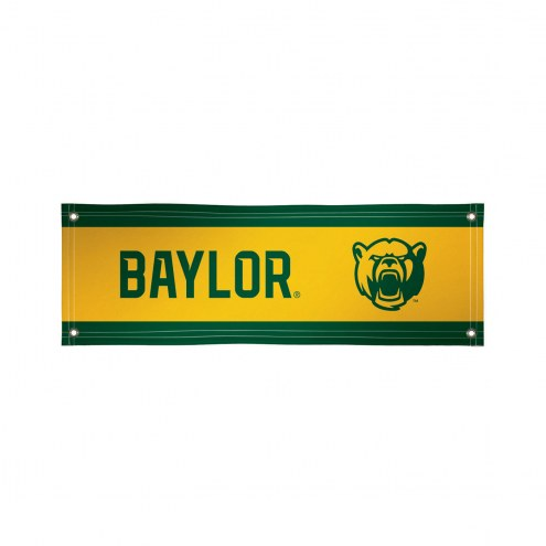 Baylor Bears 2' x 6' Vinyl Banner
