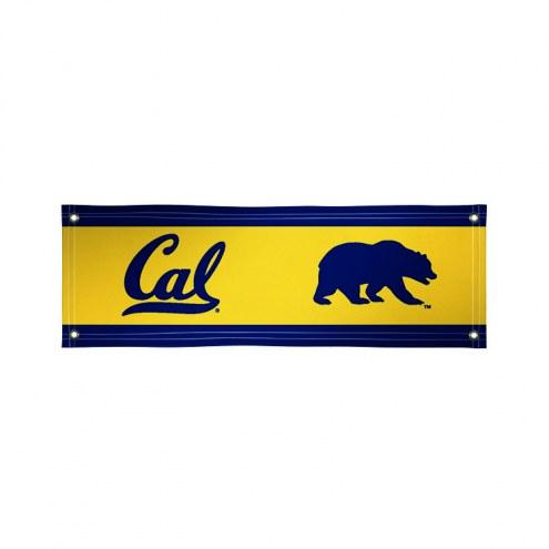 California Golden Bears 2' x 6' Vinyl Banner