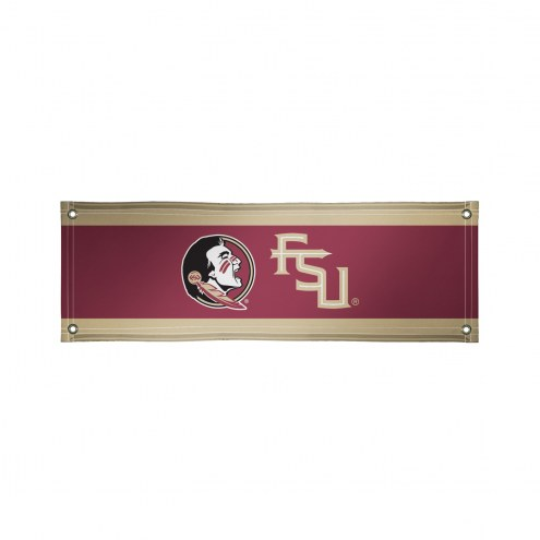 Florida State Seminoles 2' x 6' Vinyl Banner