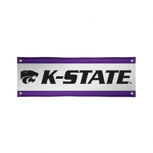 Kansas State Wildcats 2' x 6' Vinyl Banner