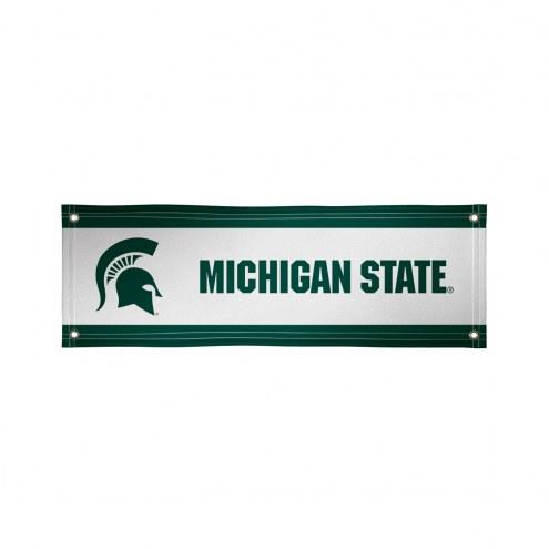 Michigan State Spartans 2' x 6' Vinyl Banner