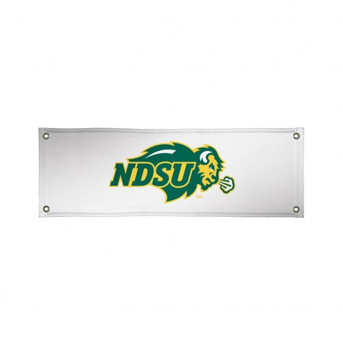 North Dakota State Bison 2' x 6' Vinyl Banner