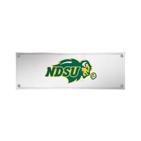 North Dakota State Bison 2' x 6' Vinyl Banner