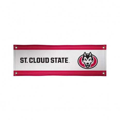 St. Cloud State Huskies 2' x 6' Vinyl Banner