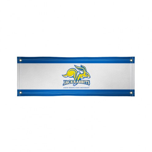 South Dakota State Jackrabbits 2' x 6' Vinyl Banner