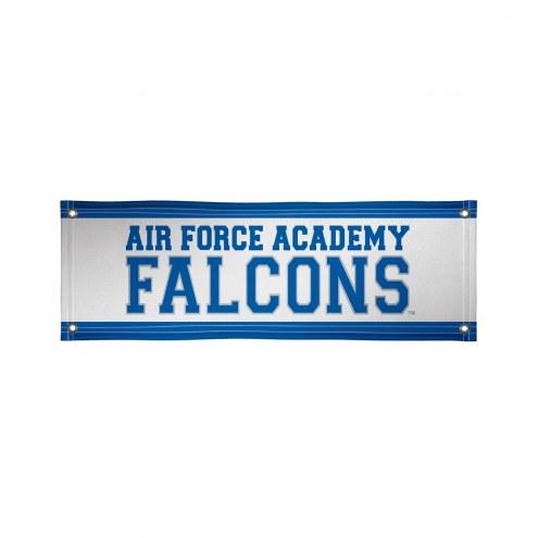 Air Force Falcons 2' x 6' Vinyl Banner