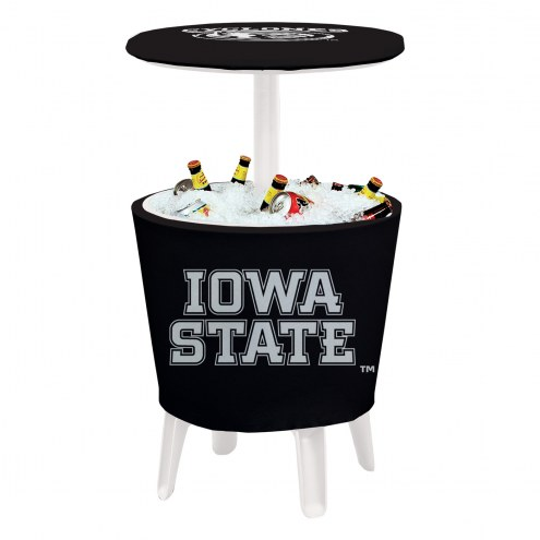 Iowa State Cyclones Four Season Event Cooler Table