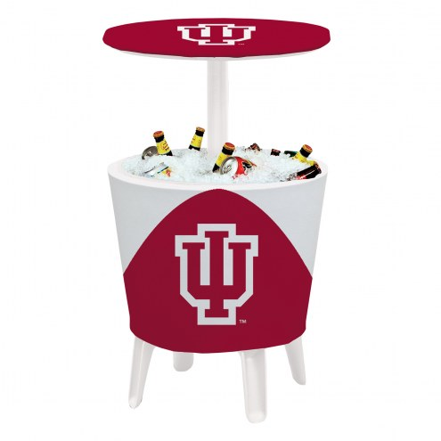 Indiana Hoosiers Four Season Event Cooler Table
