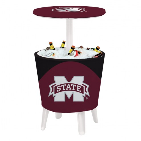 Mississippi State Bulldogs Four Season Event Cooler Table