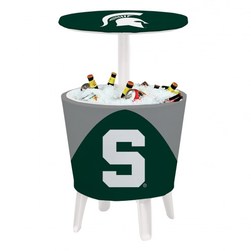 Michigan State Spartans Four Season Event Cooler Table