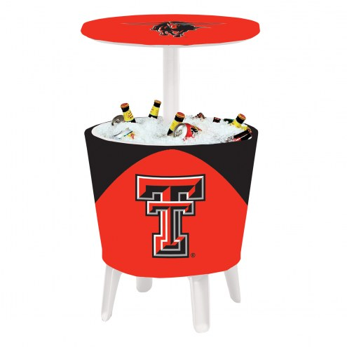 Texas Tech Red Raiders Four Season Event Cooler Table