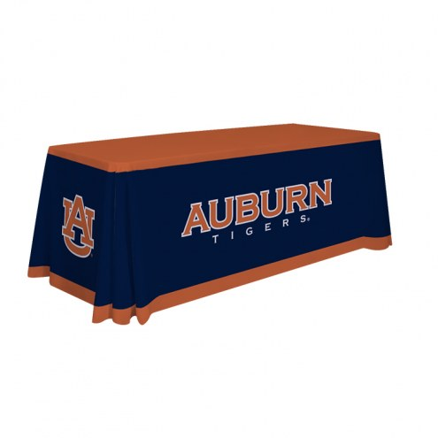 Auburn Tigers 6' Table Throw