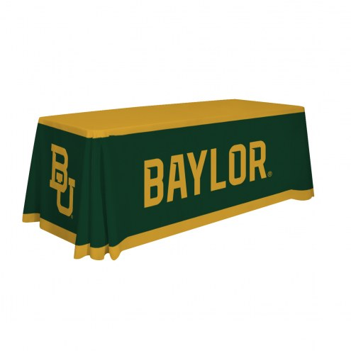 Baylor Bears 6' Table Throw