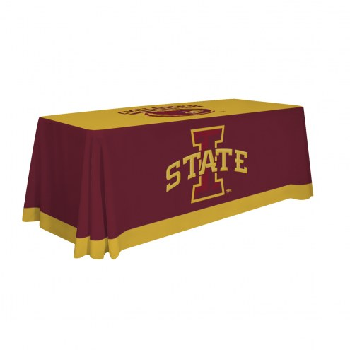 Iowa State Cyclones 6' Table Throw