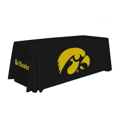 Iowa Hawkeyes 6' Table Throw