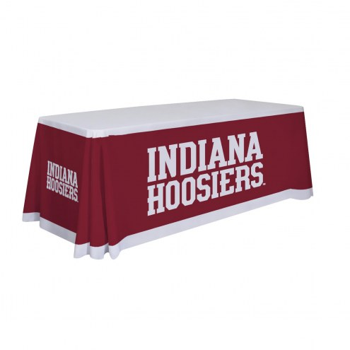 Indiana Hoosiers 6' Table Throw