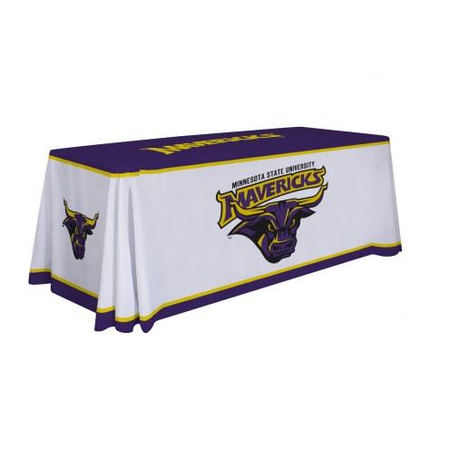 Minnesota State Mavericks 6' Table Throw