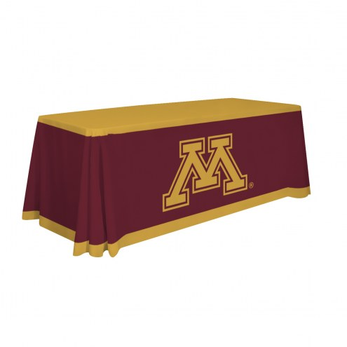 Minnesota Golden Gophers 6' Table Throw