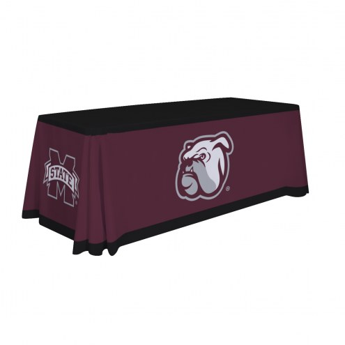 Mississippi State Bulldogs 6' Table Throw