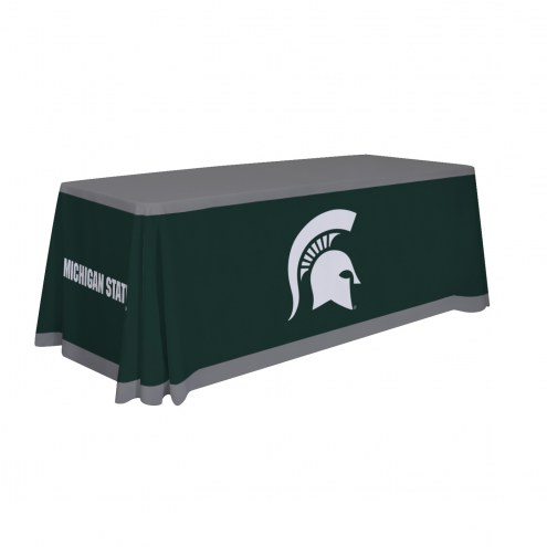 Michigan State Spartans 6' Table Throw