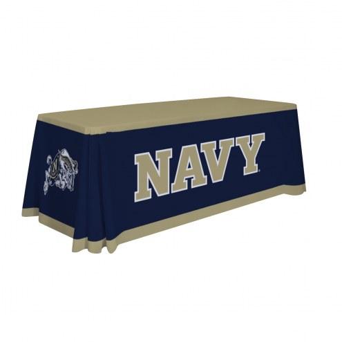 Navy Midshipmen 6' Table Throw