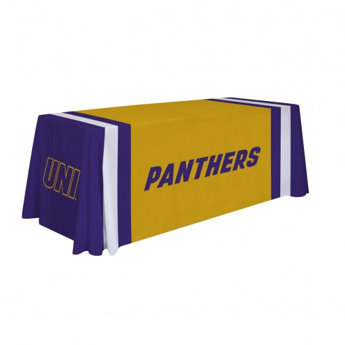 Northern Iowa Panthers 6' Table Throw