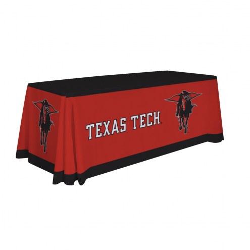 Texas Tech Red Raiders 6' Table Throw