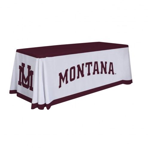 Montana Grizzlies 6' Table Throw