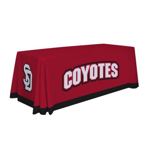 South Dakota Coyotes 6' Table Throw