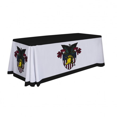 Army Black Knights 6' Table Throw