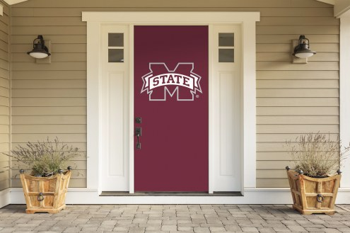 Mississippi State Bulldogs Front Door Banner