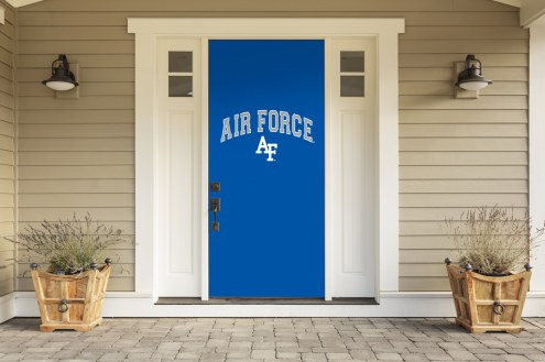 Air Force Falcons Front Door Banner