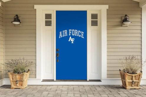 Air Force Falcons Front Door Banner