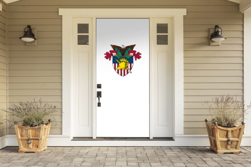 Army Black Knights Front Door Banner