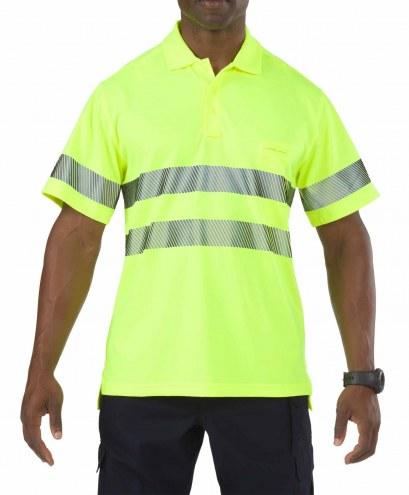 5.11 Tactical High-Visibility Men's Polo Shirt