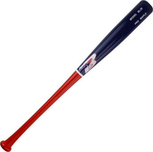 Bonsall Pro Maple USA Youth Baseball Bat - Red/White/Blue