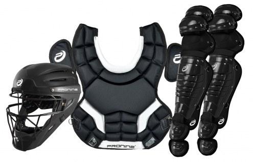 Pro Nine Armatus Elite Adult Baseball Catcher's Gear Set