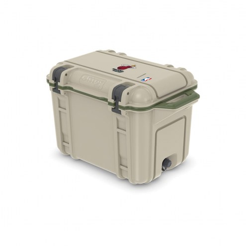 Miami Heat OtterBox 45 Quart Venture Cooler