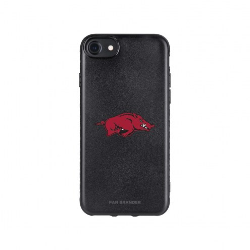 Arkansas Razorbacks Fan Brander Slim iPhone Case