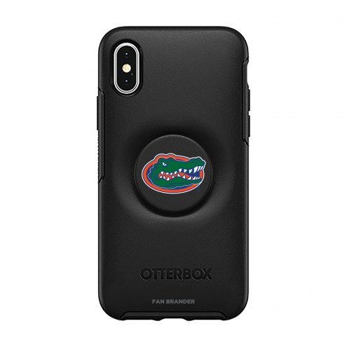 Florida Gators OtterBox Symmetry PopSocket iPhone Case