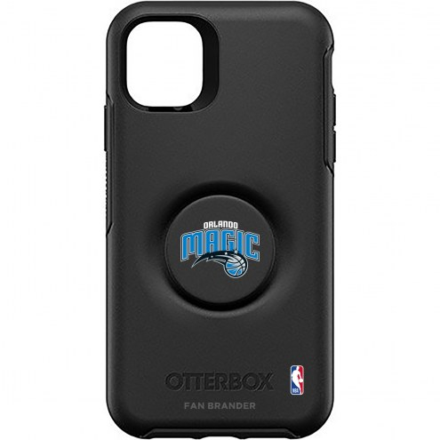 Orlando Magic OtterBox Symmetry PopSocket iPhone Case