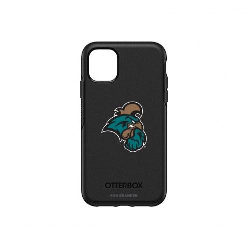 Coastal Carolina Chanticleers OtterBox Symmetry iPhone Case