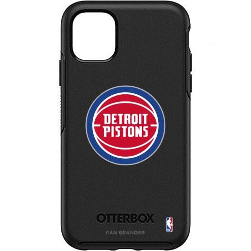 Detroit Pistons OtterBox Symmetry iPhone Case