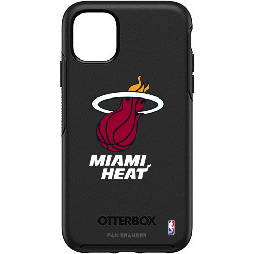 Miami Heat OtterBox Symmetry iPhone Case