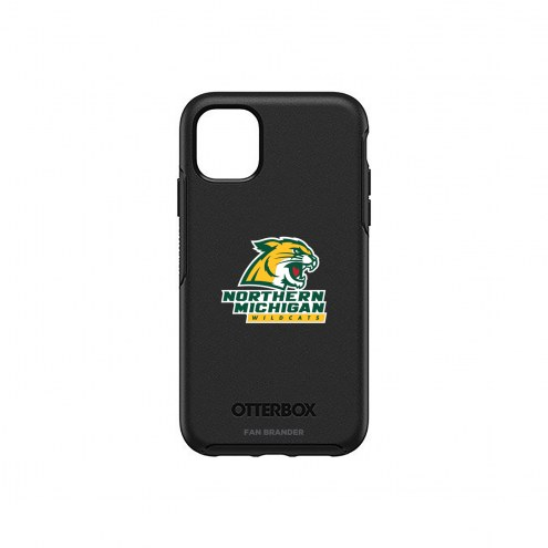 Northern Michigan Wildcats OtterBox Symmetry iPhone Case