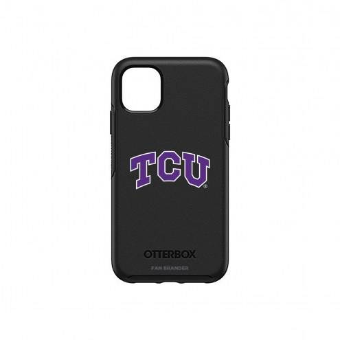 Texas Christian Horned Frogs OtterBox Symmetry iPhone Case