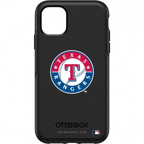 Texas Rangers OtterBox Symmetry iPhone Case