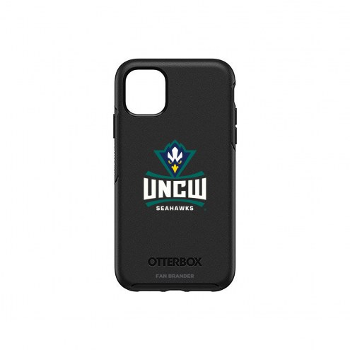 North Carolina Wilmington Seahawks OtterBox Symmetry iPhone Case