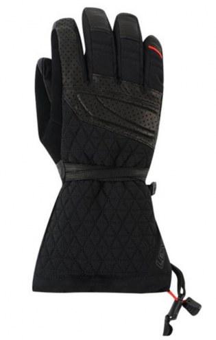 Lenz Women's 6.0 Fingercap Heated Gloves - no battery packs included