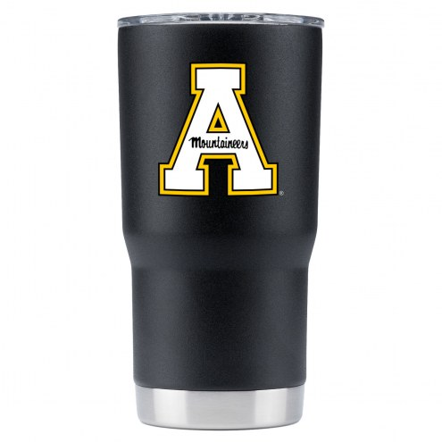 Appalachian State Mountaineers 20 oz. Stainless Steel Powder Coated Tumbler